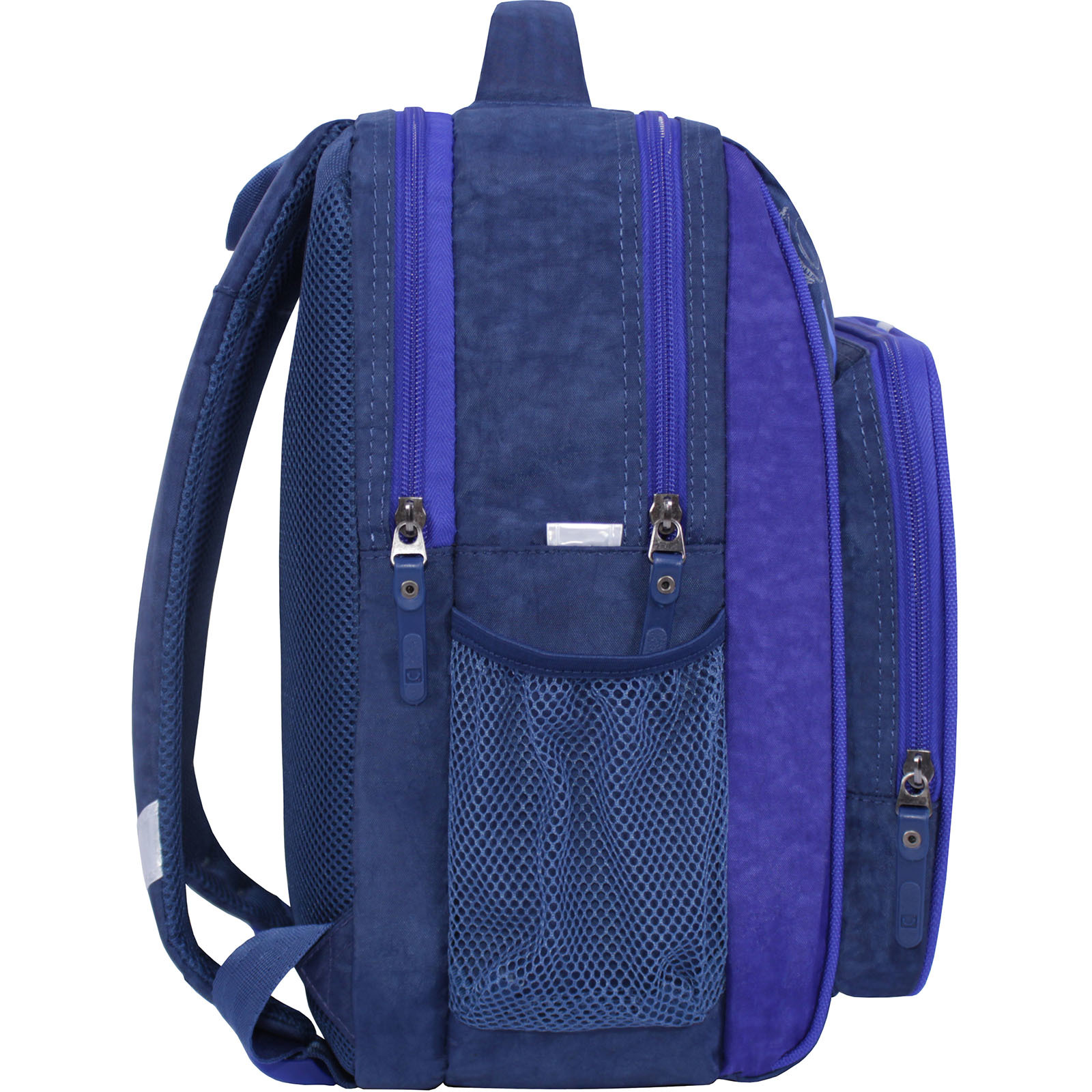 Рюкзак школьный Bagland Школьник 8 л. синий 507 (0012870) фото 2