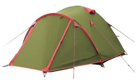 Туристическая палатка Tramp Lite Camp 3