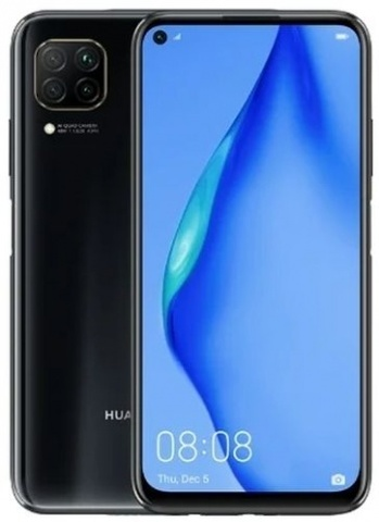 Смартфон Huawei P40 Lite E полночный черный (ART-L29)
