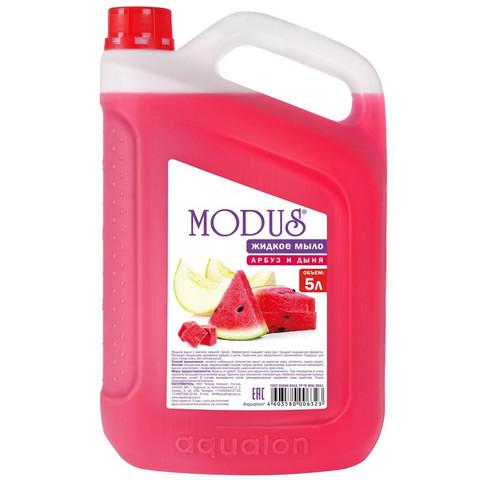 Мыло жидкое Modus Арбуз и дыня 5 л