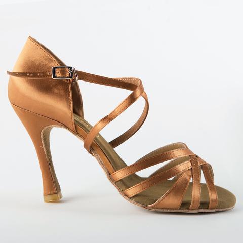 Туфли для латины на каблуке 10 см