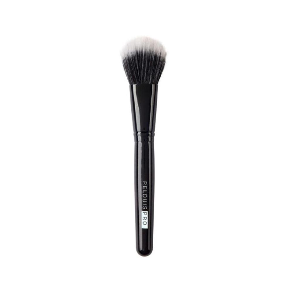 Кисть №11 косметическая дуофибра Pro Duo Fiber Brush