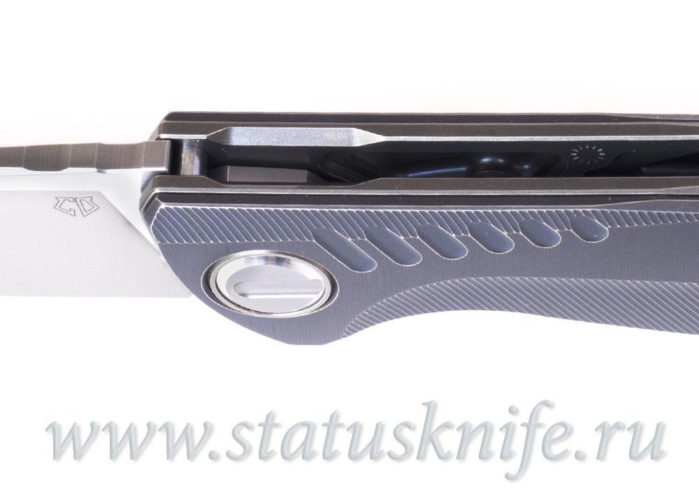Нож Широгоров F3 NS CD Custom Division S90V - фотография