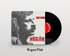 Vinil \ Пластинка \ Vynil MÜSLÜM BABA - FİLM MÜZİKLERİ /LP