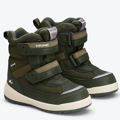 Зимние ботинки Viking Play II R GTX Huntinggreen