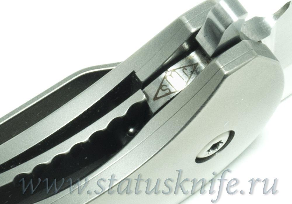 Нож John W Smith F4 Custom - фотография