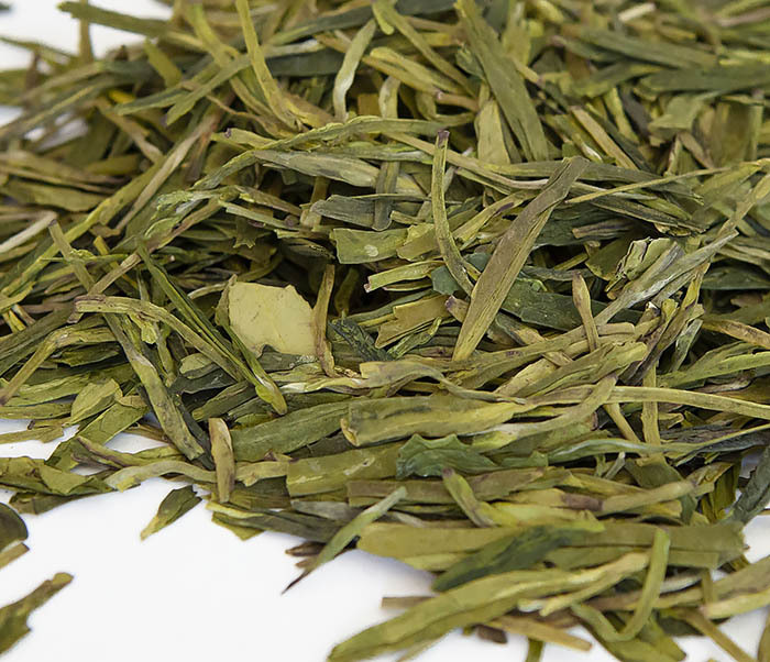 TEA-CH104 Китайский зеленый чай «Колодец Дракона» (Лун Цзин, 10 гр)