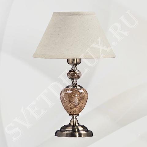 Настольная лампа с абажуром 23-104/8056 СТАРЫЙ АРБАТ