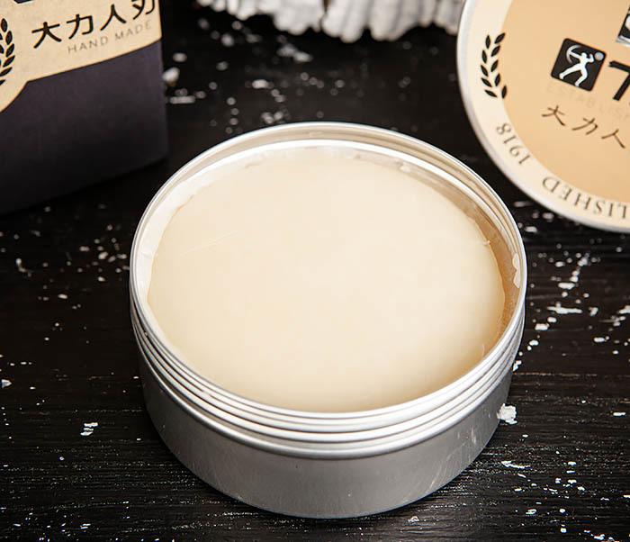 RAZ478 Натуральное мыло для бритья «Titan» (200 гр) фото 06