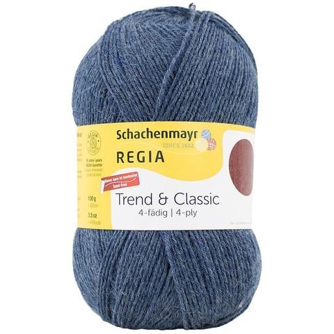 Regia Trend and Classic 100 гр (2137) носочная пряжа купить
