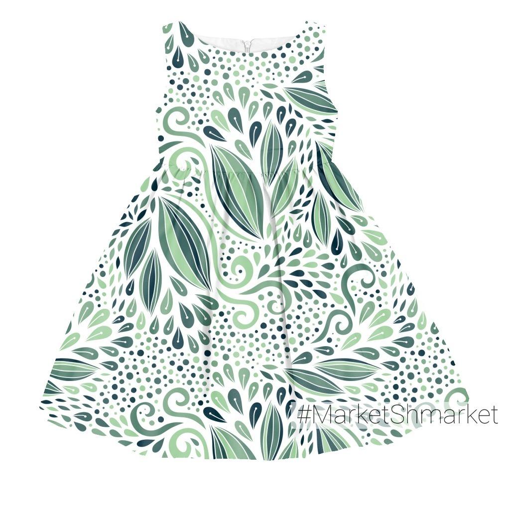 Зеленые краски
