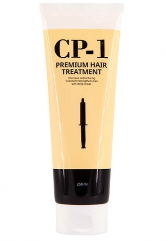 Восстанавливающая протеиновая маска для волос Esthetic House CP-1 Premium Hair Treatment