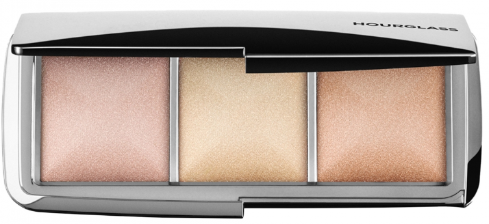 Hourglass Ambient Metallic Strobe Lighting Palette палетка хайлайтеров