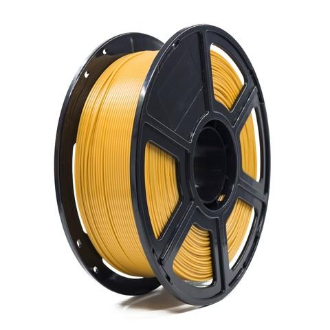Tiger3D PLA+ пластик катушка, 1.75 мм 1кг, золотая