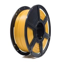 Фотография — Tiger3D PLA+ пластик катушка, 1.75 мм 1кг, золотая