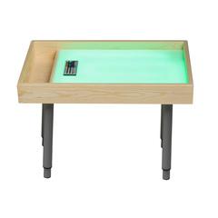 Стол для рисования песком всё включено (зеленый)