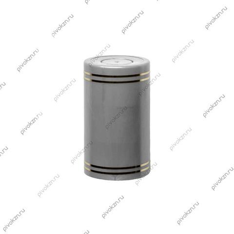 Колпачок Гуала 58 мм, серебро, 10 шт
