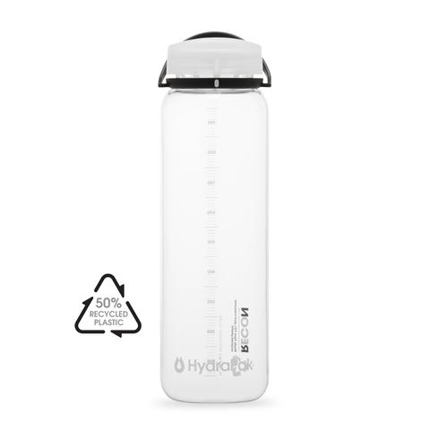 Бутылка для воды HydraPak Recon (1 литр), черная