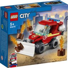Lego konstruktor City Fire Hazard Truck