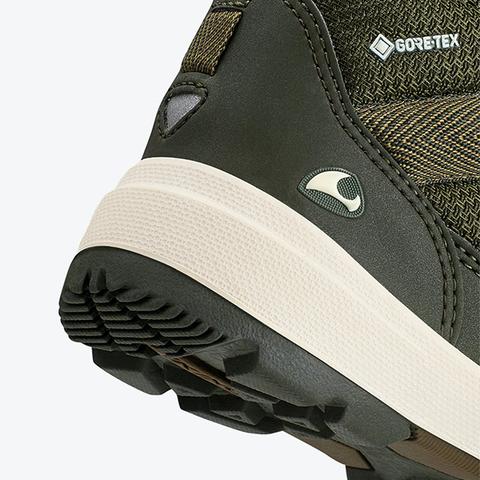 Ботинки Viking для мальчиков Play II R GTX Huntinggreen