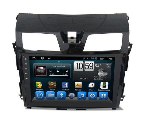 Магнитола Nissan Teana 2014+ (L33) Android 9.0 2/32GB IPS модель KR 1031T8