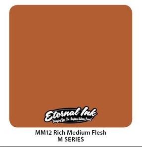 """Краска Eternal """"Rich Medium Flesh"""" для татуировки"""
