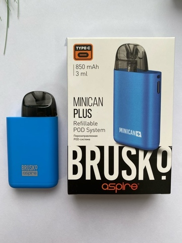 Minican PLUS by Brusko 850мАч