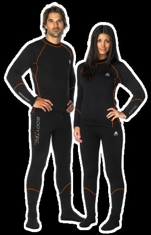 Утеплитель для сухого гидрокостюма WaterProof BodyTec двухслойный штаны