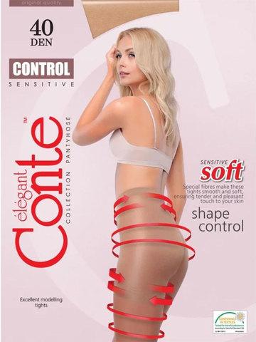 Женские колготки Control 40 Conte