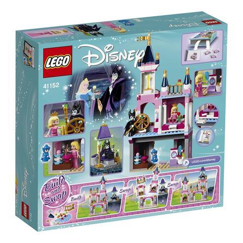LEGO Disney Princess: Сказочный замок Спящей Красавицы 41152 — Sleeping Beauty's Fairytale Castle — Лего Принцессы Диснея
