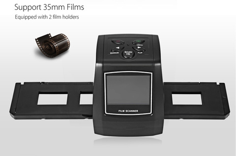Слайд  Сканер ESPADA FilmScanner EC718