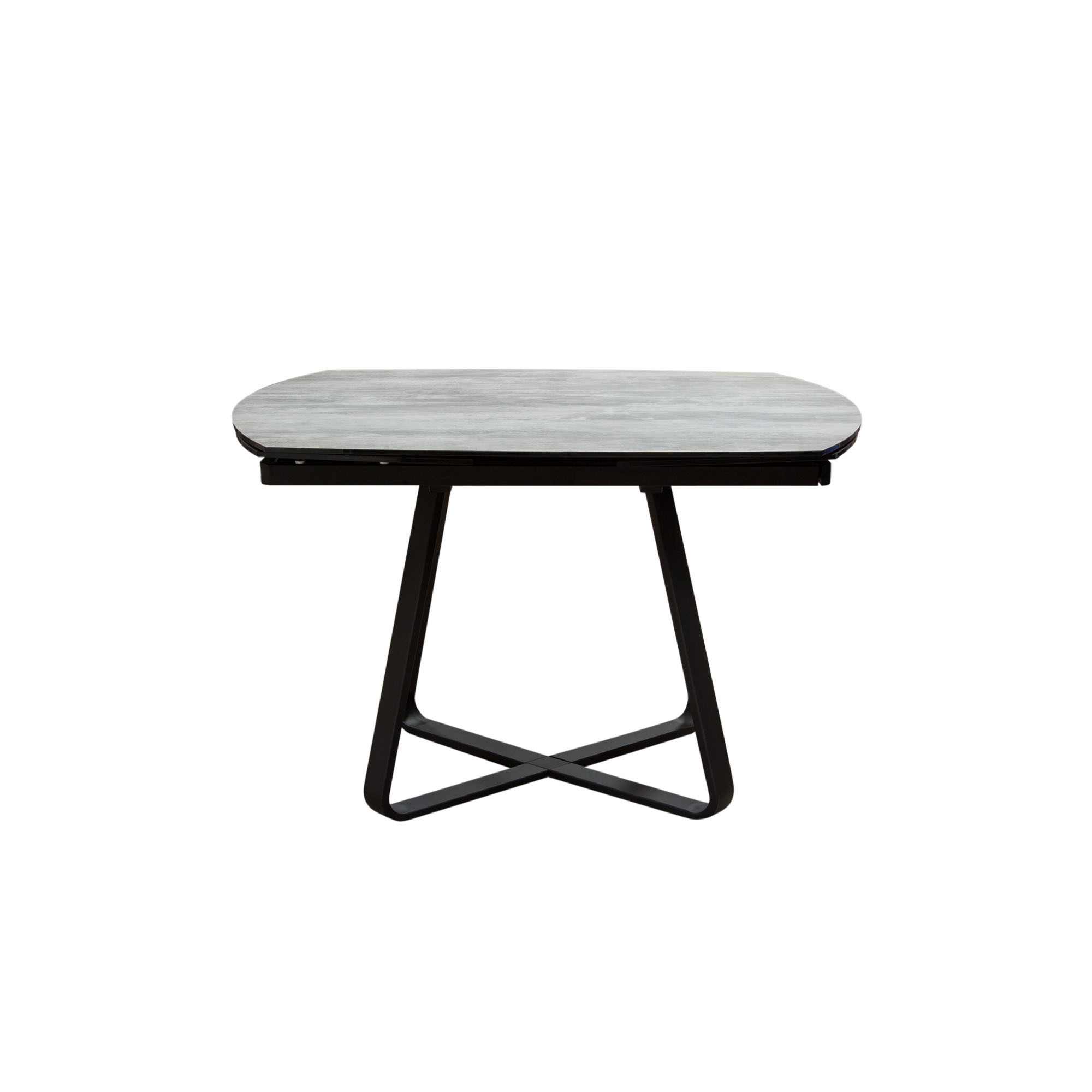 Стол обеденный SATURN (120) MARBLE (мрамор)