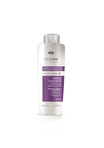 Стабилизатор цвета – «Top Care Repair Color Care After Color Acid Shampoo»