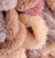 Пряжа Alize Puffy Fine Color цвет 6033
