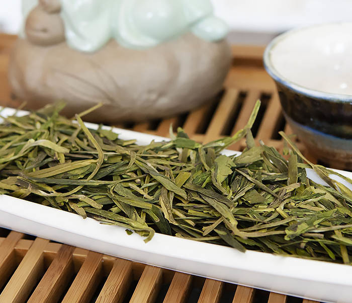 TEA-CH104 Китайский зеленый чай «Колодец Дракона» (Лун Цзин, 10 гр) фото 05