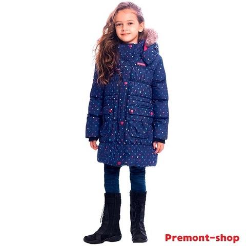 Куртка Premont Лоллипопс W91473 BLUE