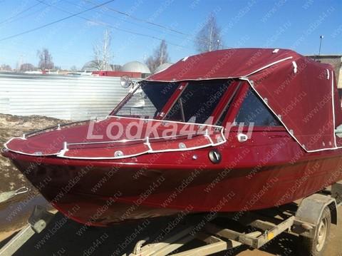 Ветровое стекло «Премиум-К» для лодки «Крым М»