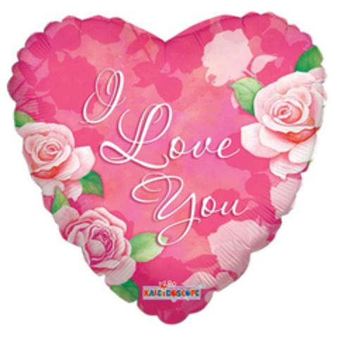 М Сердце РУС-17 Любовь Розовое, 18