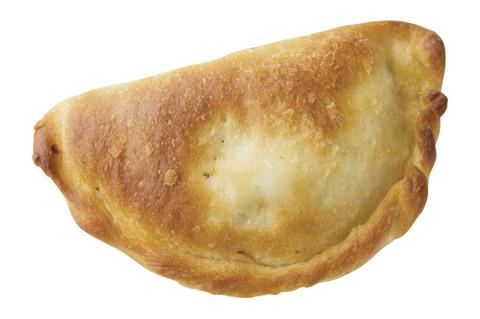 Пирожки печеные с яблоками, 5 шт