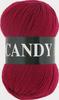 Пряжа Vita Candy 2536 (Вишня)