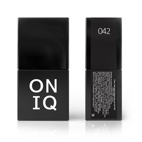 OGP-042 Гель-лак для покрытия ногтей. PANTONE: Caviar
