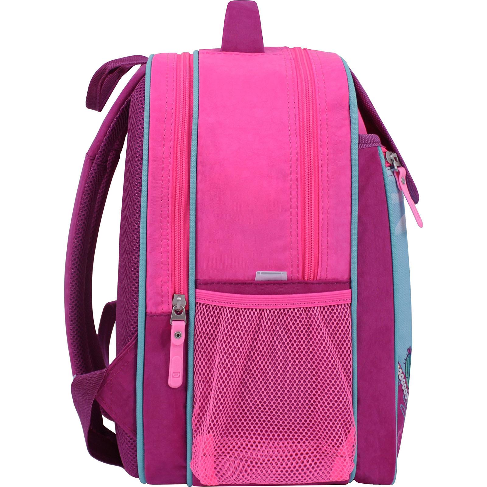 Рюкзак школьный Bagland Отличник 20 л. Малиновый 617 (0058070) фото 2