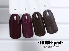 Гель-лак  Fresh prof Frost Berry FB №07