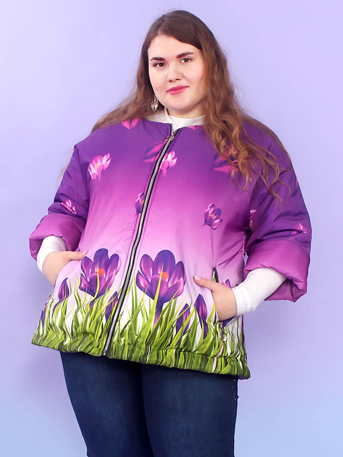 Демисезонная куртка Весна