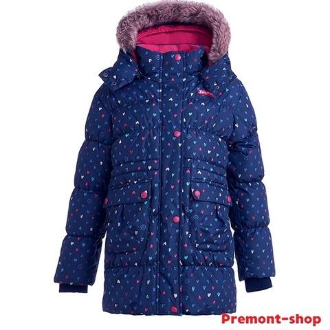 Куртка Premont Зима Лоллипопс W91473 BLUE