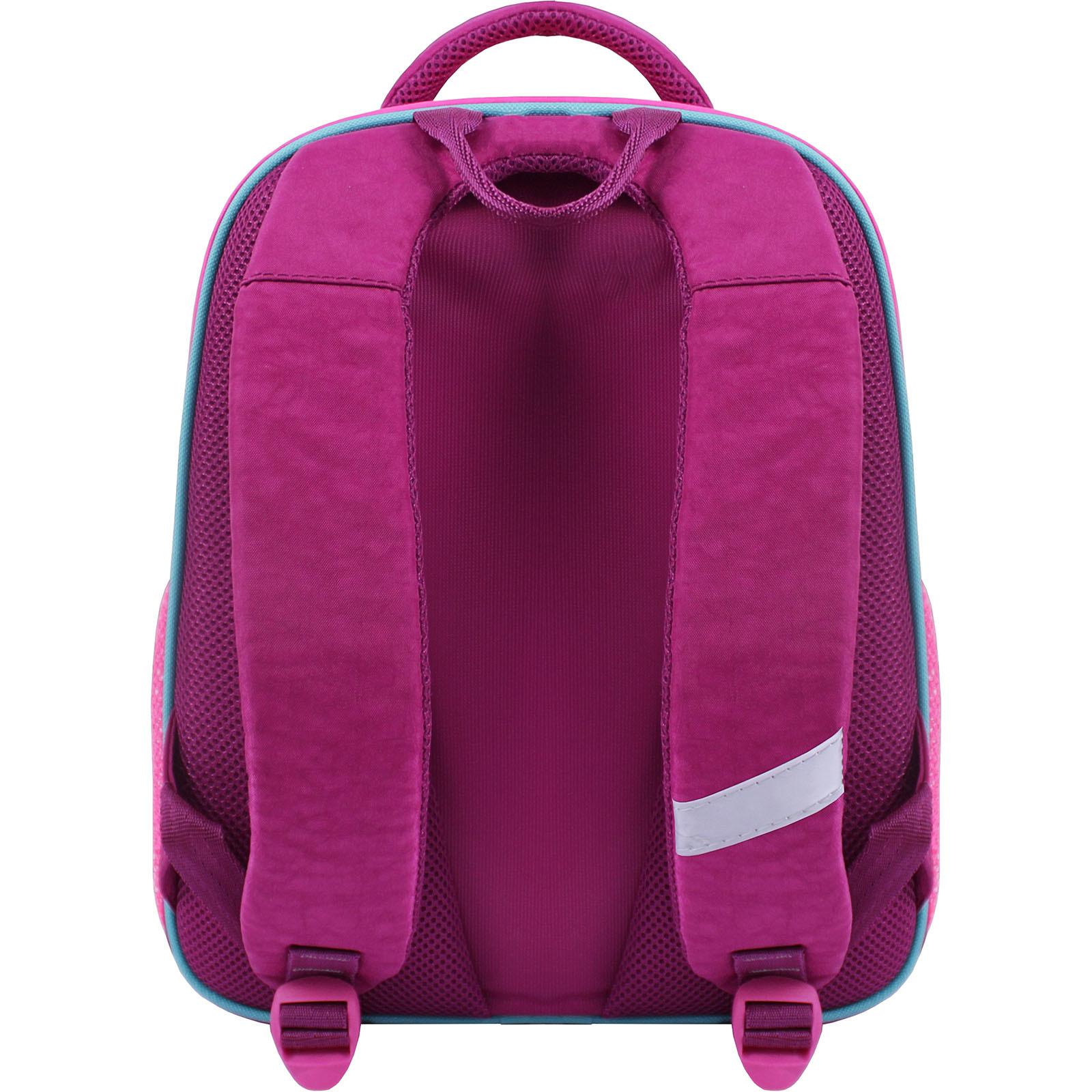 Рюкзак школьный Bagland Отличник 20 л. Малиновый 617 (0058070) фото 3