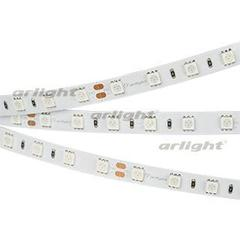 Лента RT 2-5000 24V Yellow 2x (5060, 300 LED, LUX)