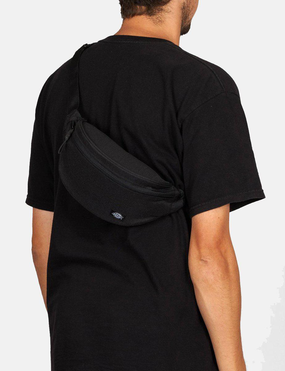 Поясная сумка DICKIES Hensley (Black)