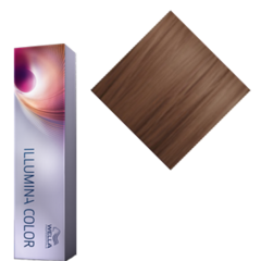 WELLA ILLUMINA COLOR 5/ светло - коричневый 60 мл