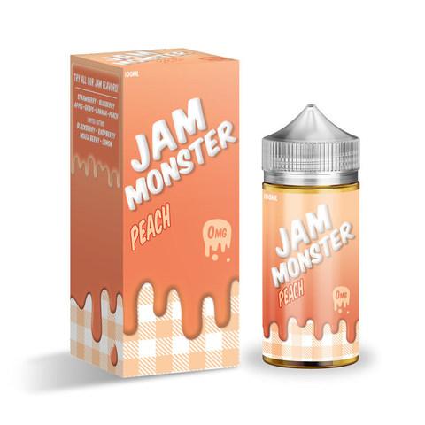 Жидкость Jam Monster 100 мл Peach